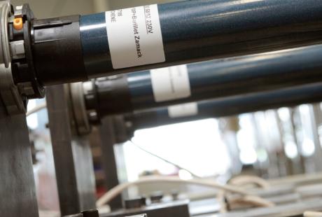 Elektrische gordijnen: Somfy gordijnrails motoren voor ...