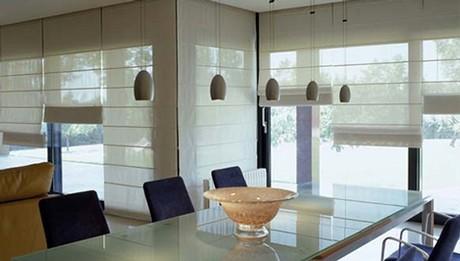 Uw keuze aan elektrische raamdecoratie