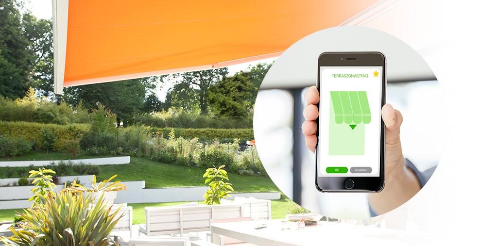 stores et maison connecte utilisez plus frquemment et plus efficacement votre store de terrasse