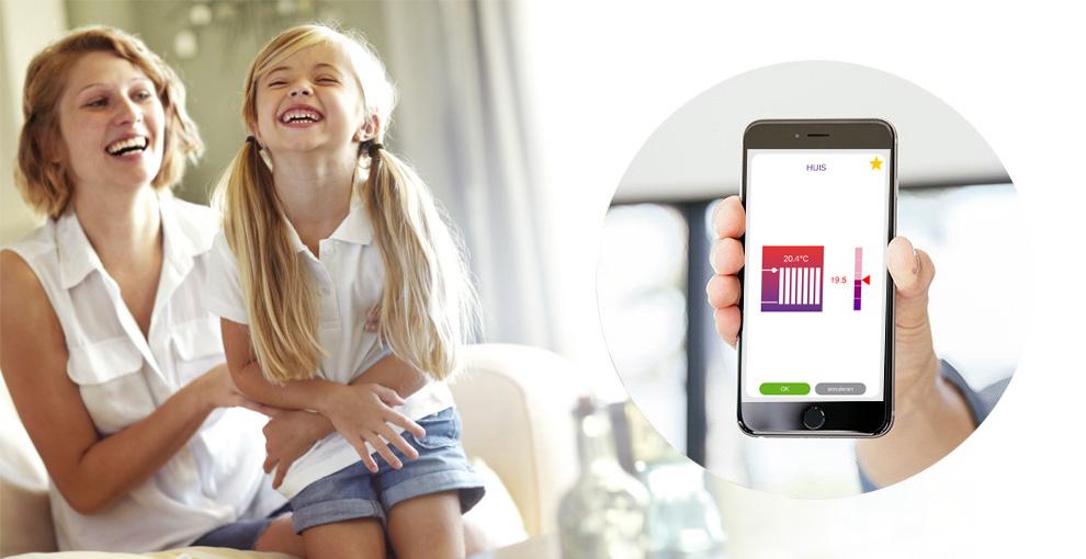 somfy smart home climatisation. Black Bedroom Furniture Sets. Home Design Ideas